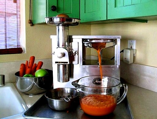 Norwalk Juicer:    The Most Effective Grind-and-Press Juicer Machine on the Market Today!!!