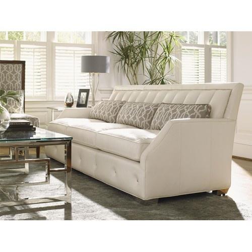 Sofa Sleeper Mirage Quick Ship Audrey Leather Sofa by Lexington Home Brands Baer us Furniture Sofa Miami