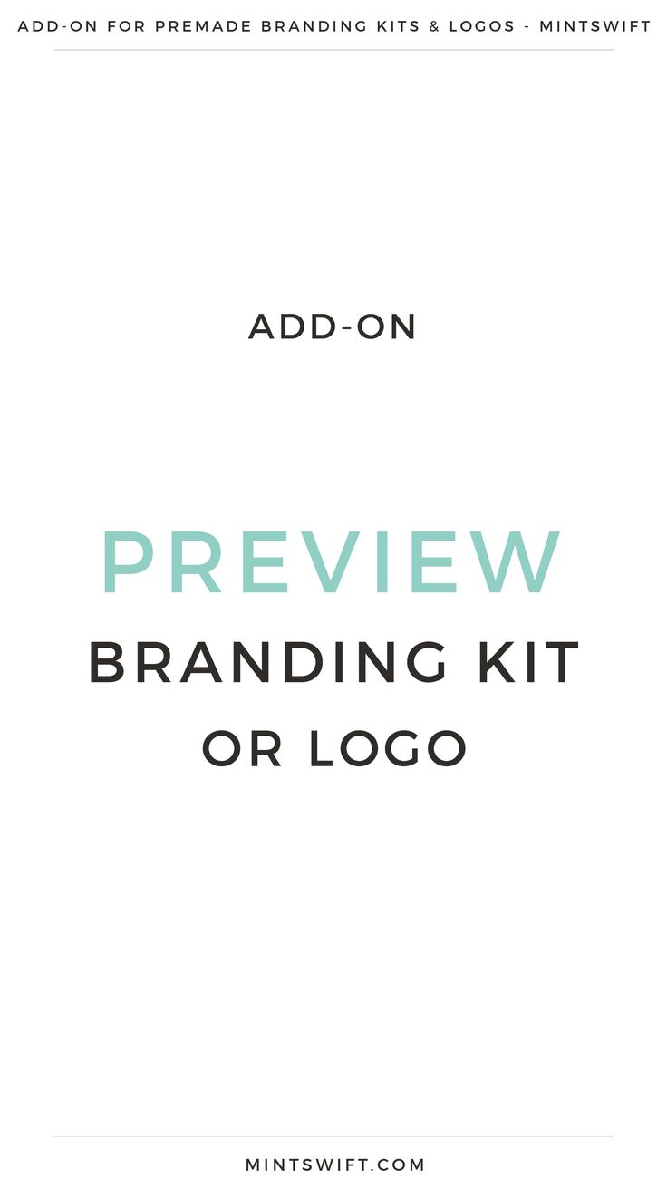 Add-On Preview Branding Kit or Logo   Premade logos Add-On   Premade branding kits Add-On   Preview logo   Preview Branding Kit     Premade Logo   Premade logos   Pre-made logo   Premade Brand Design  Branding   Brand Design   Logo Shop   Branding kits shop   MintSwift Shop   Premade logo design   Add-On   Logo Design   MintSwift  Adrianna Glowacka   MintSwift Design
