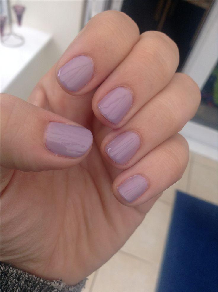 Red Carpet Manicure Violetta Darling