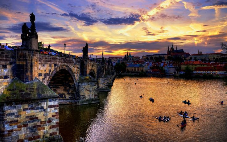 Prague Wallpaper
