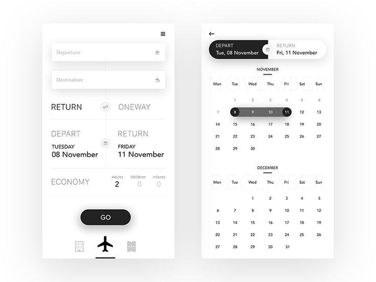Travel Flight by Nash[At]Work #Design Popular #Dribbble #shots