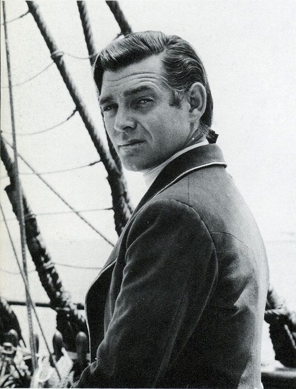 """8th Academy Awards - March 5, 1936. Clark Gable (1901-1960) nominated for the Academy Award for Best Actor for """"Mutiny on the Bounty"""""""