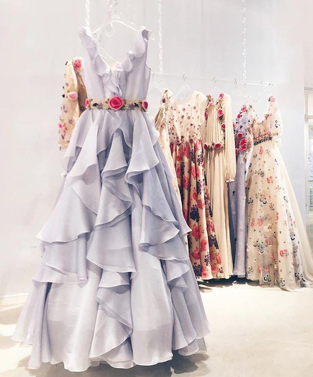 Dreamy dresses  #luisabeccaria_ss16  #luisabeccaria#dreamydresses#dreamydress#bridalatelier#bridal#weddinginspiration#brides#bride#dreamy#romantic#romance