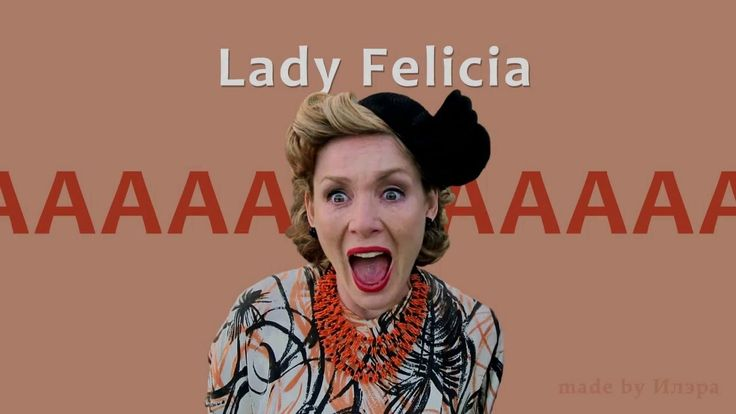 Father Brown - Lady Felicia