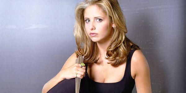 Buffy the Vampire Slayer #hero #archetype #brandpersonality