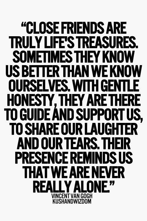awww true friends
