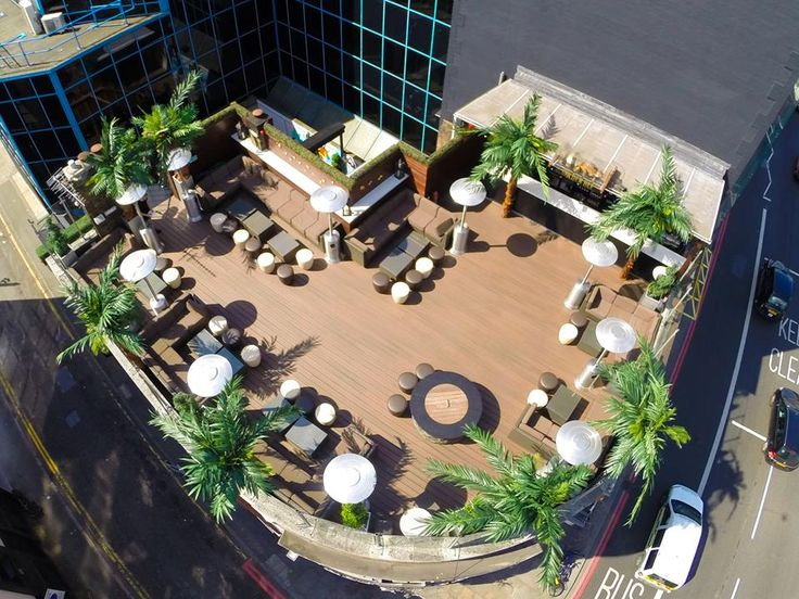 16 Best Summertime Rooftop Bars In London Images On