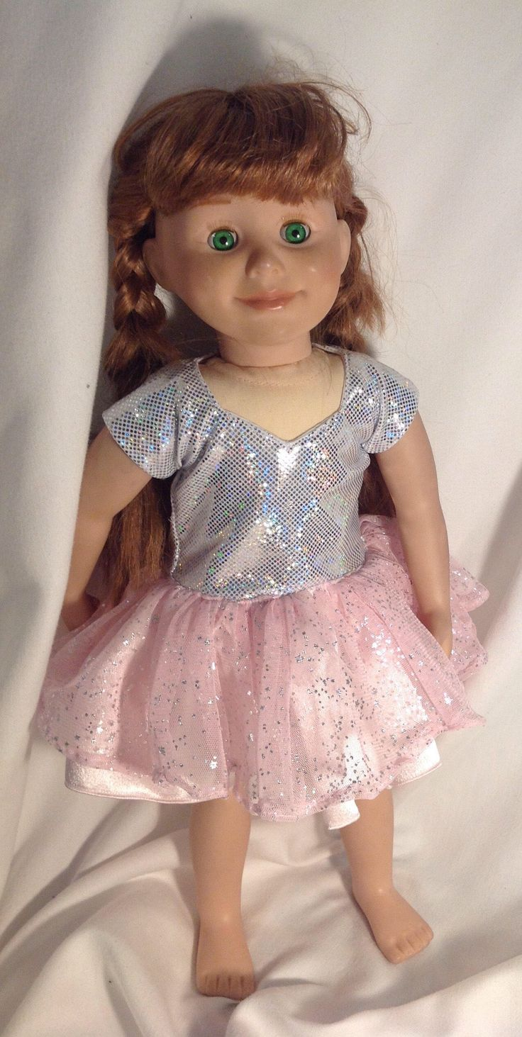 A personal favorite from my Etsy shop https://www.etsy.com/ca/listing/565751573/party-dress-for-18-dolls-such-as