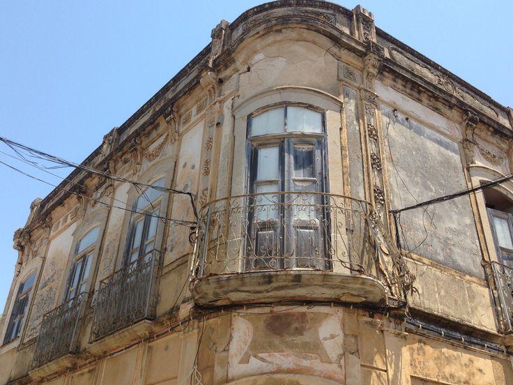 Antiguas casas de Fuseta