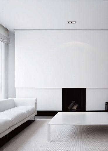 Core Elements Design Interiors White Minimal
