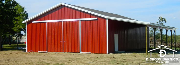 Look At These Affordable Custom Barns In Oklahoma By D