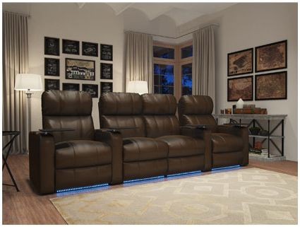 5 Tips to Select the Best Home Theater Seating | by Theater Seat Store