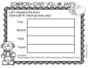 somebody loves you mr hatch pdf