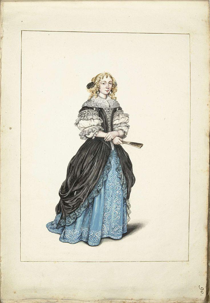 Portret van een vrouw (Jenneken?)