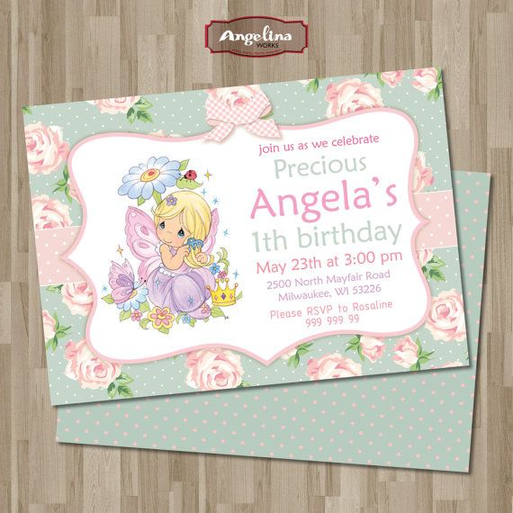 Pin Precious Moments Birthday Cards Template Images To Pinterest
