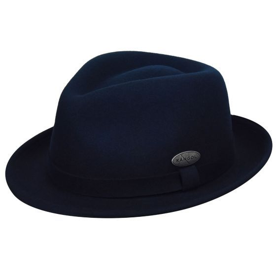 6dcb93c1 LiteFelt® Hiro Trilby in 2019 | Kangol Hats | Hats, Stylish hats ...