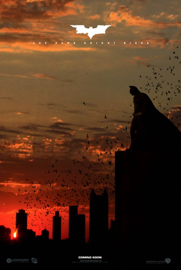 The Dark Knight Rises- only the most amazing and mind-boggling movie EVER. I'm pretty sure no other movie can even compete with it!