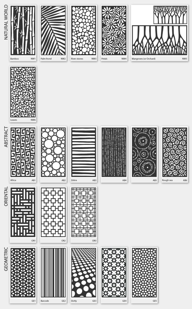 Laser Cut Metal Screens USA | Found on urbandesignsystems.com.au