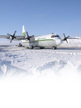 lynden air cargo lockheed c 130 hercules freighter