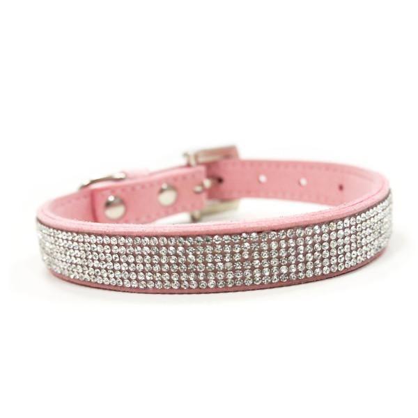 VIP Bling Dog Collar - Pink   PupLife Dog Supplies