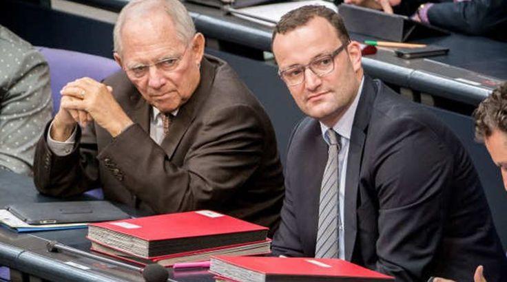 Βερολίνο: Πολύ πιθανή η συμφωνία με το ΔΝΤ χωρίς ελάφρυνση χρέους για την Ελλάδα