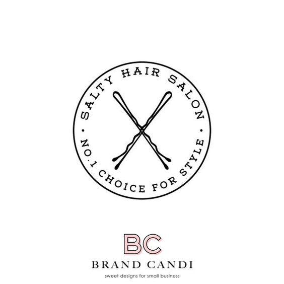 Ispirazione per il logo di un negozio di accessori per capelli :-)