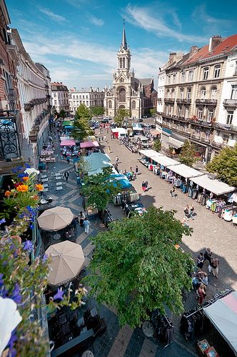 Parvis Saint-Gilles, Brussels #seemybrussels