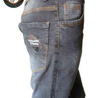 Celana Jeans Pendek Bigsize- X-DENIM  ukuran : 33-38 bahan : Garmen stretch trima Grosir maupun eceran