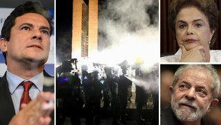 Sérgio Moro: uma toga a serviço do gangsterismo e do fascismo  DILMA:  Demita todos da PF!!!    #MoroMoralsitaSemMoral #MoroNaCadeia   TEMOS,NO BRASIL,UMA IMPRENSA QUE TRABALHA DIARIAMENTE, 24 horas no ar,  CONTRA A DEMOCRACIA!   UMA IMPRENSA, LIVRE, NA PRÁTICA DO GOLPE DE ESTADO.  UMA IMPRENSA LIVRE LEVANDO O PAÍS AO CAOS *** #DilmaTiraAVerbaDaMídiaTécnica! #RespeitemMeuVoto#MoroMoralistaSemMoral #MoroNaCadeia #Lula2018 #RequiãoVice #CiroCasaCivil #JandiraCâmara  #MoroMoralistaSemMoral…