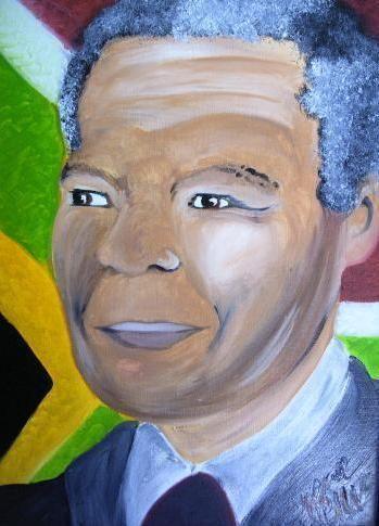 LIBéRATION NELSON MANDELA