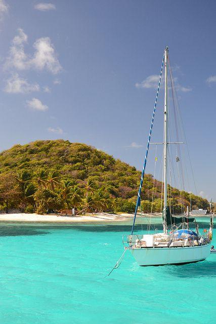 Tobago Cays - St. Vincent  The Grenadines #Caribbean