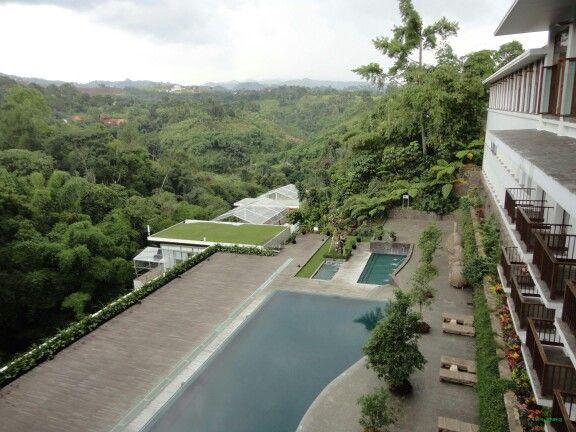 Padma hotel, West Java