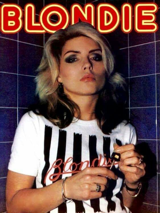 Debbie Harry 1978                                                                                                                                                                                 More
