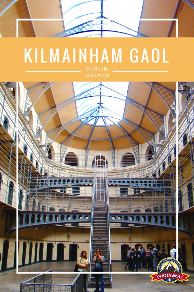 Kilmainham Gaol - Kilmainham Gaol is the site of a former prison in Dublin. It currently operates as a museum by the Office of Public Works in Ireland. This is the site where many Irish revolutionaries were held …