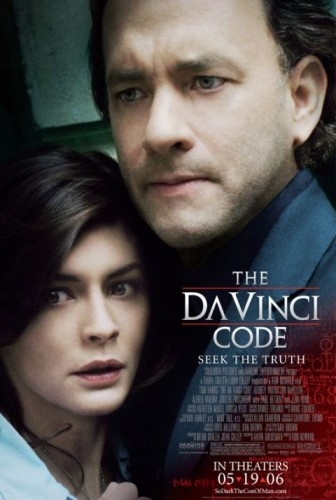 The DaVinci Code, with Tom Hanks