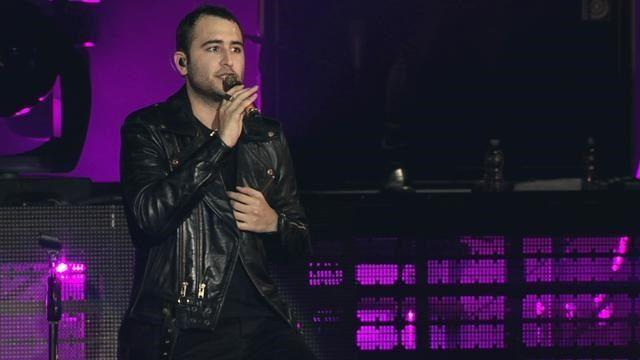 Con la Cara en Alto (En Vivo Auditorio Nacional) por Reik está en #Vevo, miralo ya! http://vevo.ly/zhfuBQ