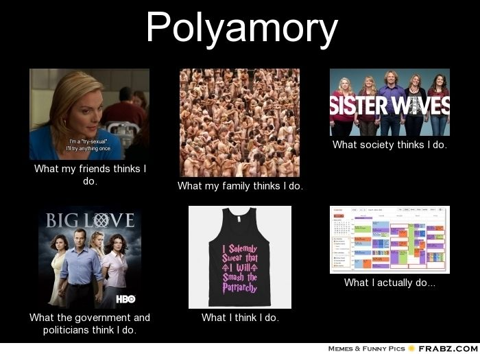 Polyamory married and dating tahl memes en
