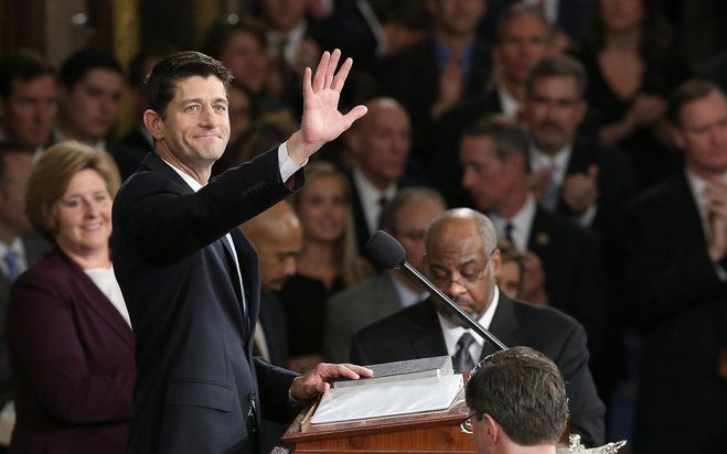 "Paul Ryan defends his opposition to mandated paid family leave  [Even though he has demanded to have time with his family. It's the old Republican ideology: ""I have mine; screw you!""]"