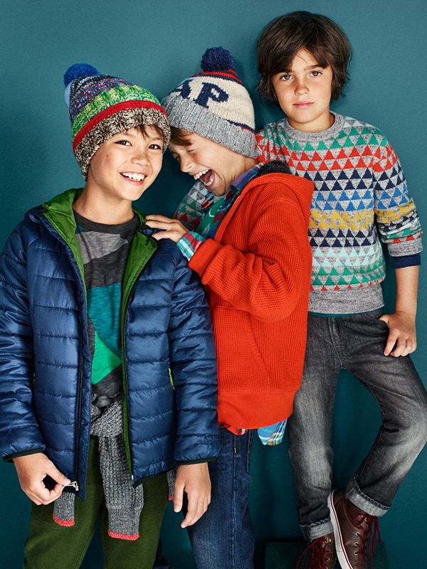 GAP kids photography stefano azario / styled by jet vervest