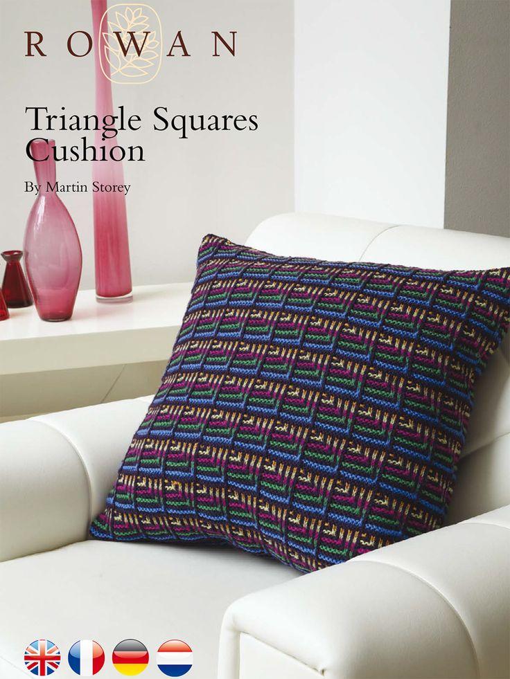 13 best Rowan Homeware Craft images on Pinterest | Knitting patterns ...