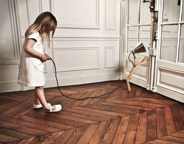Concours Déco : Une jolie lampe WaAf à gagner pour la chambre de vos enfants, votre salon, votre intérieur !