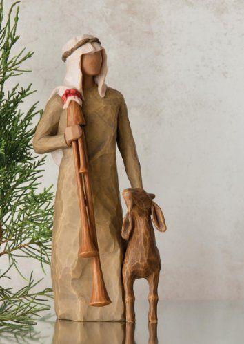 Demdaco Willow Tree Figurine, Zampognaro