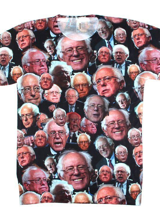 This Bernie Sanders shirt is ridiculous