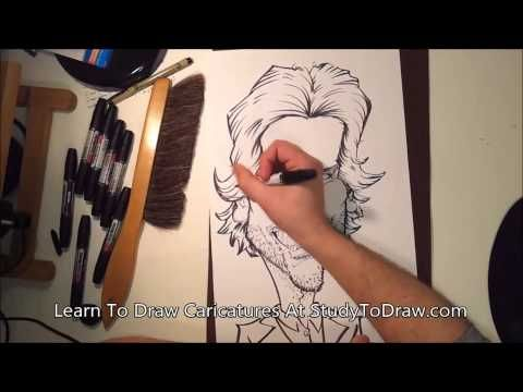 Learn To Draw Caricatures: Online Classes & Courses For ...