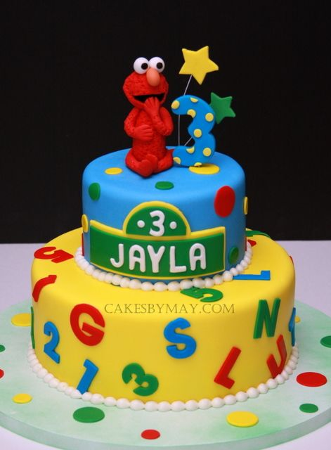 555 Best Elmo Cake Ideas For Obed S 3rd Birthday Party Images On
