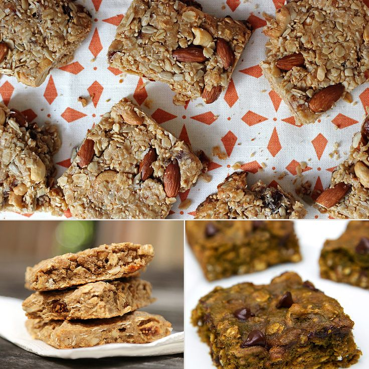 Healthy Energy Bar Recipes | POPSUGAR Fitness