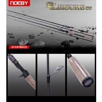 Buy High-carbon Infinity Bass Rod  which is   composite  with light rod body, high drag power and high-intensity ring.  Our all products are designed with finest row materials which is  very Eco friendly . Shop with Noeby Fishing Tackle and get  the best offers.