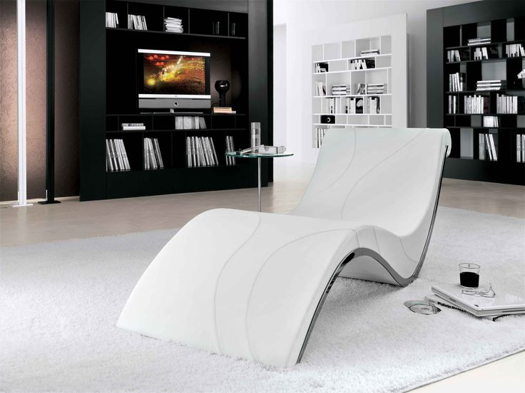 Cattelan Italia Sylvester Chaise Longue Leather By L Style In Its Purest Form The Collection Is Italian Contemporary Design At Mo