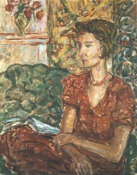 Portrait of Magdalena Potworowska